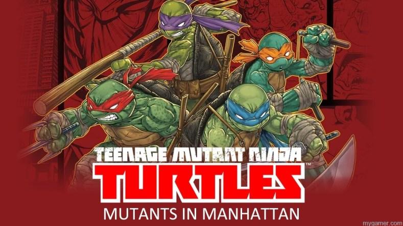 TMNT: Mutants In Manhattan Xbox One Review TMNT: Mutants In Manhattan (Xbox One) Review With Live Stream TMNT Mutants In Manattan abnner