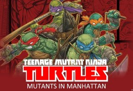 TMNT: Mutants In Manhattan Xbox One Review TMNT: Mutants In Manhattan (Xbox One) Review With Live Stream TMNT Mutants In Manattan abnner
