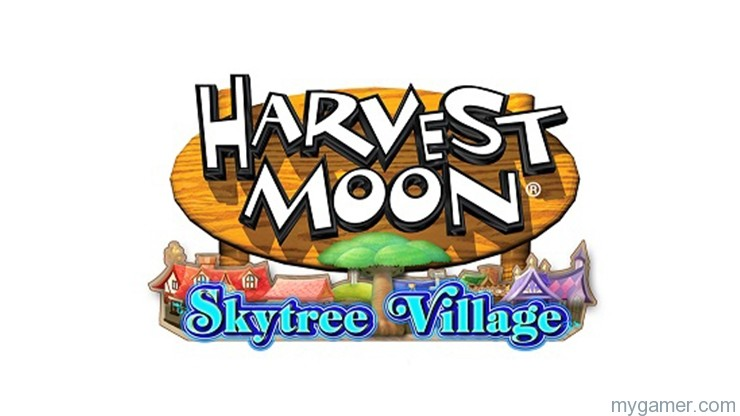 Check Out the Harvest Moon: Skytree Village Trailer Here Check Out the Harvest Moon: Skytree Village Trailer Here harvest moon skytree
