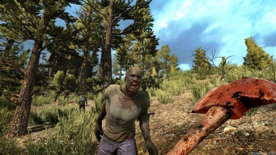 If you like a clumsy menu system and UI, this is your game! 7 Days To Die Xbox One Review 7 Days To Die Xbox One Review 7D2D Screen Forest