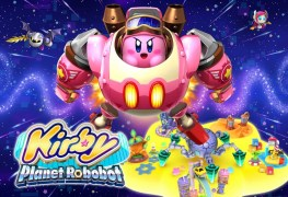 Kirby: Planet Robobot 3DS Review Kirby: Planet Robobot 3DS Review Kirby Planet Robobot illu