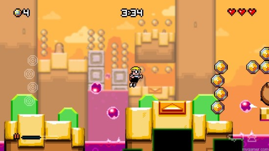 MMSC_Screen2 Mutant Mudds Super Challenge Challenging PS4, Vita and PC Soon Mutant Mudds Super Challenge Challenging PS4, Vita and PC Soon MMSC Screen2