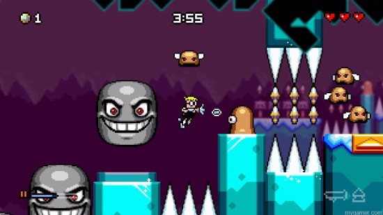 MMSC_Screen3 Mutant Mudds Super Challenge Challenging PS4, Vita and PC Soon Mutant Mudds Super Challenge Challenging PS4, Vita and PC Soon MMSC Screen3