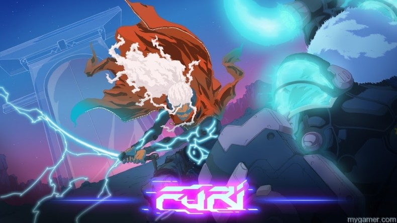 Mygamer Visual Cast Awesome Blast! Furi PC Mygamer Visual Cast Awesome Blast! Furi PC furi banner