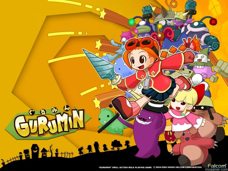 Mygamer Visual Cast Awesome Blast! Gurumin: A Monstrous Adventure PC Mygamer Visual Cast Awesome Blast! Gurumin: A Monstrous Adventure PC gurumin