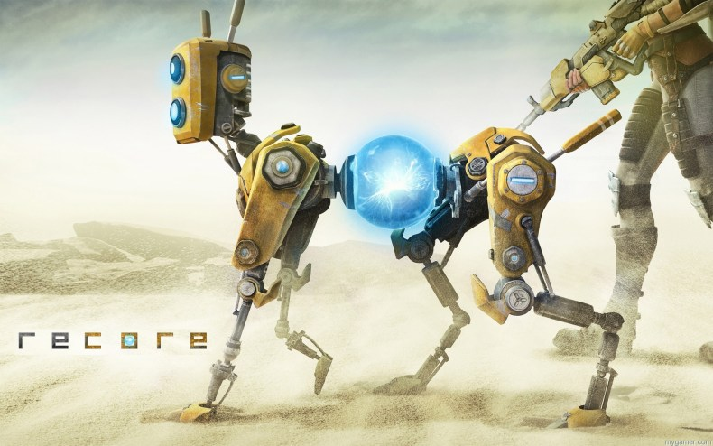 ReCore game preview