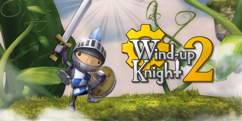 Wind-up Knight 2 Review (New 3DS) Wind-up Knight 2 Review (New 3DS) Wind Up Knight 2