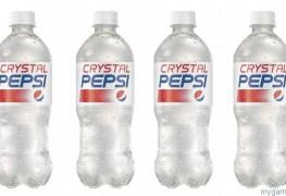 Gamer's Gullet – Crystal Pepsi 2016 Review Gamer's Gullet – Crystal Pepsi 2016 Review crystal pepsi