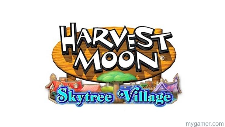 Harvest Moon: Skytree Village Bundled with Plushies Harvest Moon: Skytree Village Bundled with Plushies harvest moon skytree