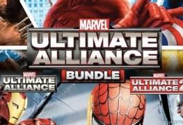 marvel ultimate alliance bundle ps4