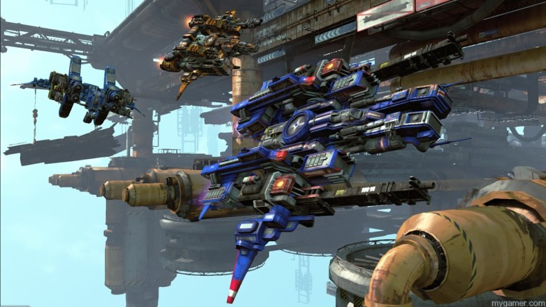 Check Out the New Strike Vector EX Trailer Check Out the New Strike Vector EX Trailer strike vector ex 2