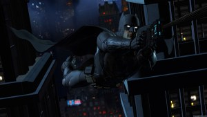 Batman Telltale Ep1