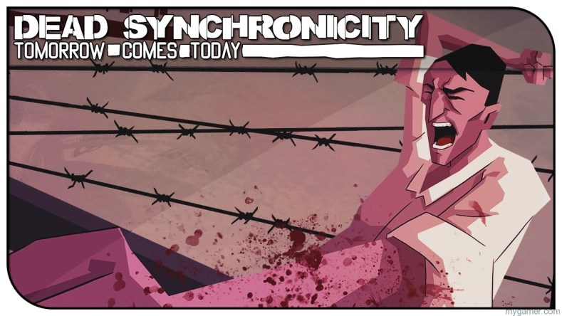 The Trailer for Dead Synchronicity Is Sort of Creepy The Trailer for Dead Synchronicity Is Sort of Creepy Dead Synchronicitybanner