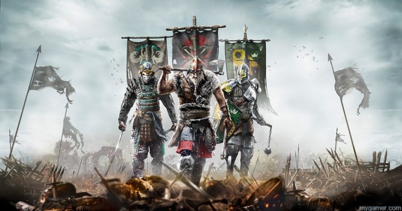 Check Out These 3 New For Honor Trailers And Register for the Closed Alpha Check Out These 3 New For Honor Trailers And Register for the Closed Alpha ForHonor og 1200x630