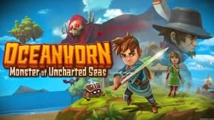 Oceanhorn Cover