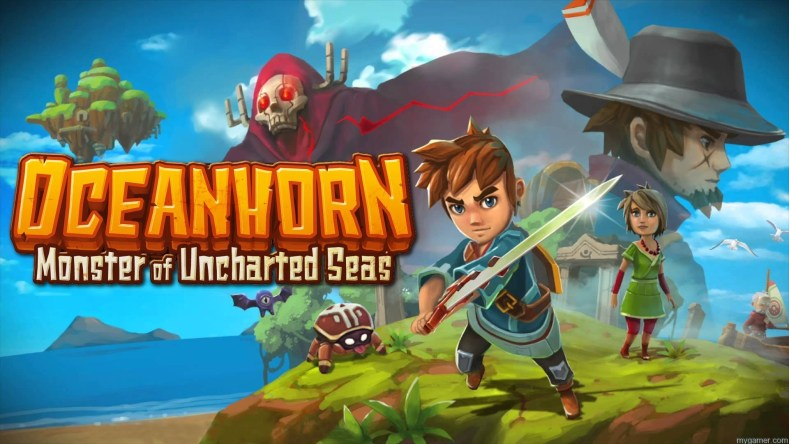 Oceanhorn - Monster of Uncharted Seas Now Available on X1 and PS4 and Features Music from Nobuo Uematsu Oceanhorn – Monster of Uncharted Seas Now Available on X1 and PS4 and Features Music from Nobuo Uematsu Oceanhorn Cover