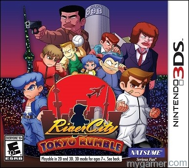 River City: Tokyo Rumble Launches End of Sept - Get A Keychain With Amazon Pre-Order River City: Tokyo Rumble Launches End of Sept – Get A Keychain With Amazon Pre-Order RCTRBoxFront