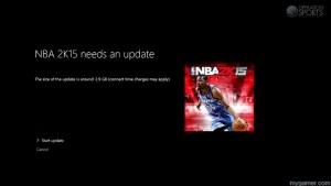 Xbox One Update Game