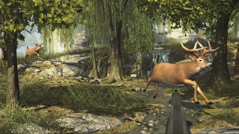 Big Buck Hunter Arcade Now On Consoles Big Buck Hunter Arcade Now On Consoles BBH Screen 01