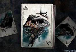Batman Return Arkham Announce