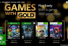 Here are the Free Xbox Games for November 2016 Here are the Free Xbox Games for November 2016 XBox Games Gold NOv 2016