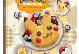 Make Meowth Mashed Potatoes or Pokeball Sushi With the Viz Media Pokemon Cookbook Make Meowth Mashed Potatoes or Pokeball Sushi With the Viz Media Pokemon Cookbook Pokemon Cookbook Viz Media