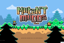 Mutant Mudds Double Pack Now on PS4 and Vita Mutant Mudds Double Pack Now on PS4 and Vita Mutant Mudds Deluxe banner
