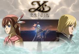 Ys Origin Banner