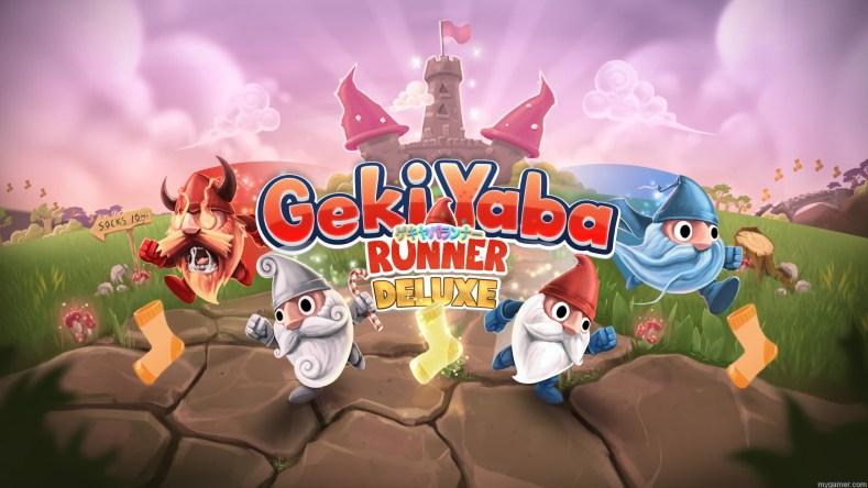 geki yaba runner deluxe 3ds eshop review Geki Yaba Runner Deluxe 3DS eShop Review geki deluxe