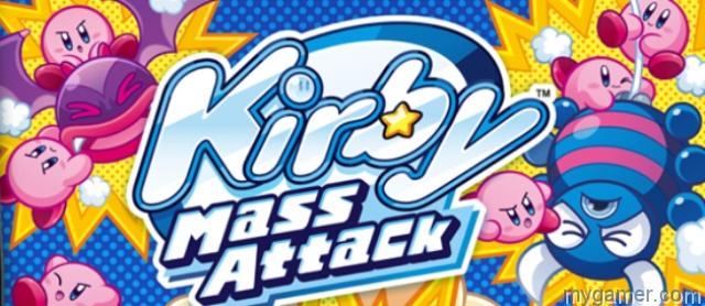Kirby Mass Attack DS (Wii U Virtual Console) Review Kirby Mass Attack DS (Wii U Virtual Console) Review Kirby Mass Attack banner