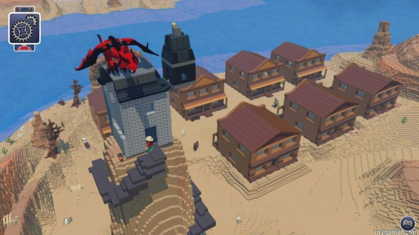 customize dragons and helicopters in lego worlds Lego Worlds Preview Lego Worlds Preview Lego Worlds Dragon