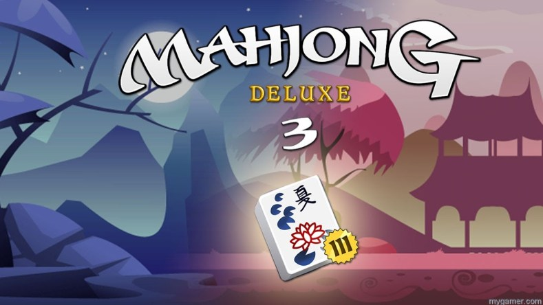 Mahjong Deluxe 3 on PS4 Has Both 2D and 3D Puzzles Mahjong Deluxe 3 on PS4 Has Both 2D and 3D Puzzles Mahjong Deluxe 3