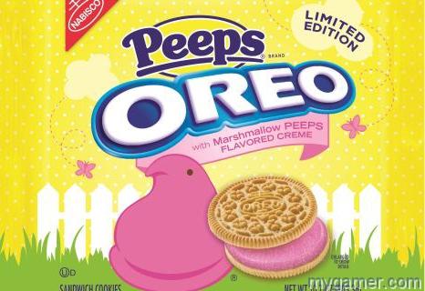 Oreo Peeps official