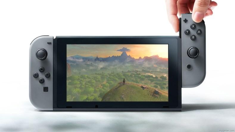 Switch gamepad