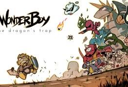 Wonderboy 3 Dragon Trap