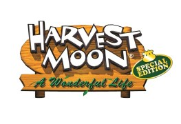 PS2's Harvest Moon: A Wonderful Life Now on PS4 PS2's Harvest Moon: A Wonderful Life Now on PS4 Harvest Moon Wonder Life logo