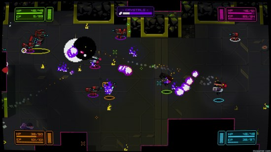 Neurovoider Xbox One Review Neurovoider Xbox One Review with Stream NeuroVoider03