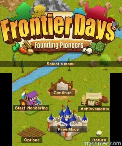 New Frontier Days – Founding Pioneers 3DS eShop Review New Frontier Days – Founding Pioneers 3DS eShop Review frontierDays0