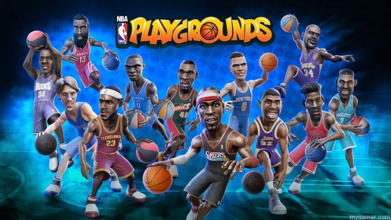 NBA Playgrounds Player Roster Leaked NBA Playgrounds Player Roster Revealed NBA Playgrounds