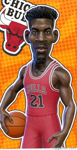 NBA Playgrounds Player Roster Leaked NBA Playgrounds Player Roster Revealed NBAPlaygrounds Jimmy Butler