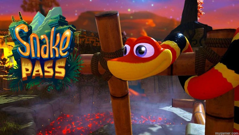 Snake Pass Xbox One Review Snake Pass Xbox One Review with Stream Snake Pass banner