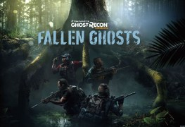 Ghost Recon Wildlands Next Expansion Landing At the End of the Month Ghost Recon Fallen Ghosts banner