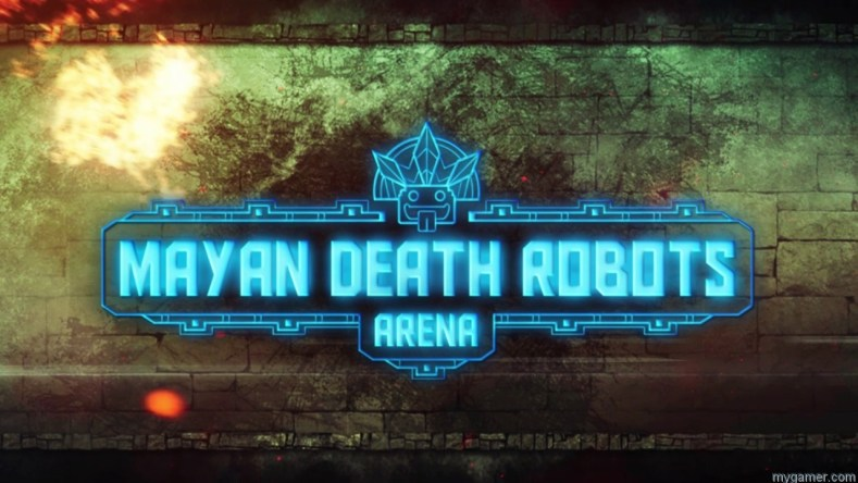 Mayan Death Robots: Arena Xbox One Release Dated and Priced Mayan Death Robots: Arena Xbox One Release Dated and Priced Mayan Death Robots Arena Banner