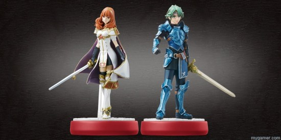 [object object] Fire Emblem Echoes – Shadows of Valentia 3DS Review Fire Emblem Echoes amiibo