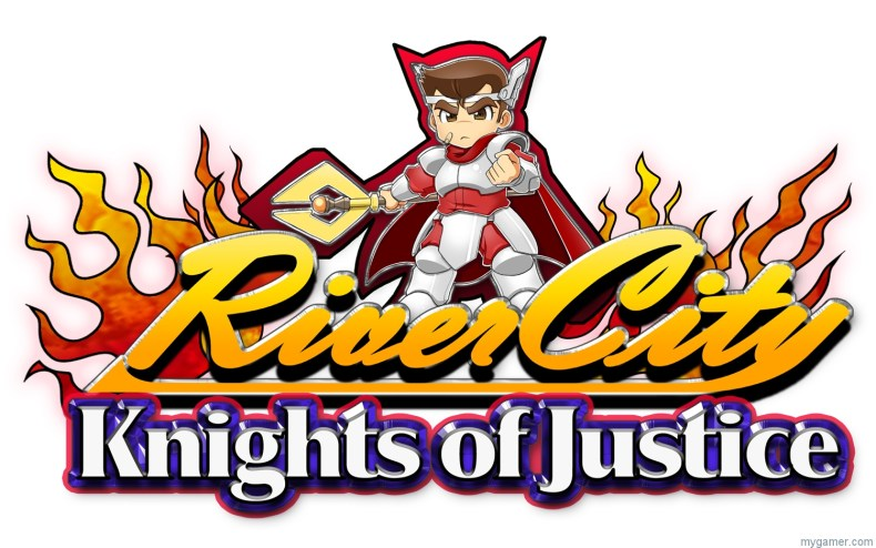 [object object] River City: Knights of Justice Out Now on 3DS eShop River City Knights 3DS