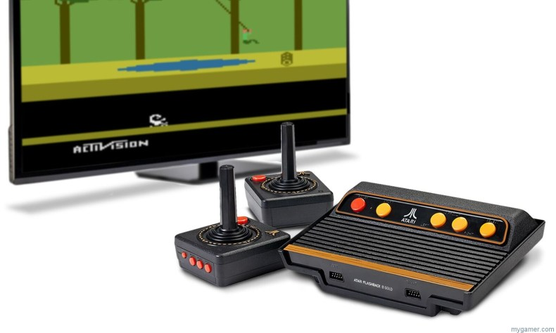 [object object] Launch Dates Announced for New Atari 2600/Sega Genesis Consoles and Handhelds Atari Flashback 8