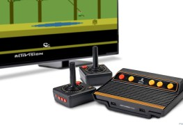 [object object] Details on the Atari and Genesis Flashback Systems Atari Flashback 8