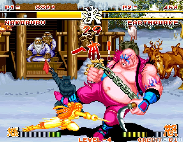 [object object] More NEOGEO Games Just Re-Released on New Gens NEOGEO SAMURAI SHODOWN
