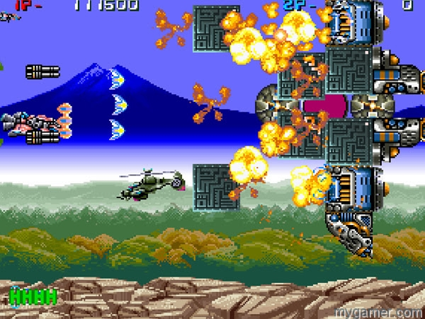 [object object] More NEOGEO Games Just Re-Released on New Gens NEOGEO ZED BLADE