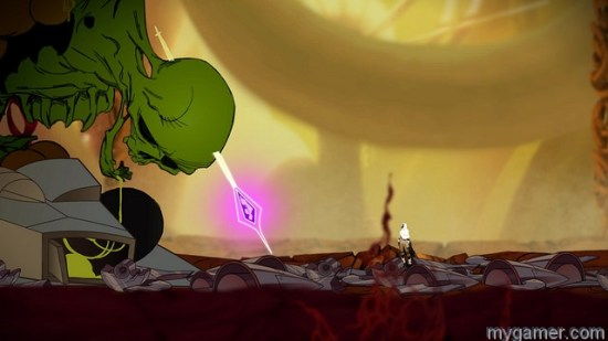 [object object] Sundered Review with Stream Sundered skeleton